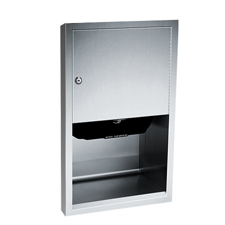 045210A 6. Automatic Roll Paper Towel Dispenser ...