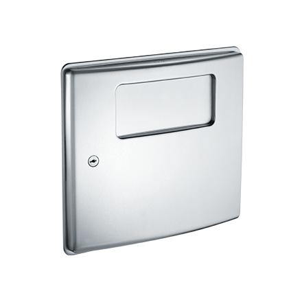 20470 ASI Recessed Sanitary Napkin Disposal