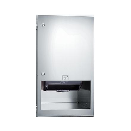 645210A_ASI-RecessedAutomaticRoll-PaperTowelDispenser402x