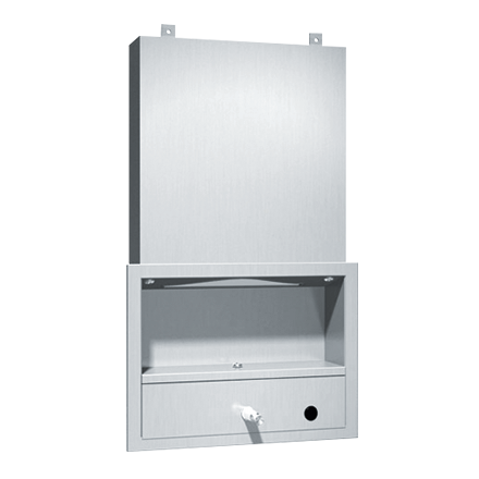All Purpose Cabinet Concealed Body For Mounting Behind