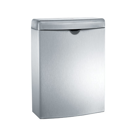 20852 ASI Surface Mounted Sanitary Waste Receptacle